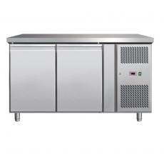 Stół chłodniczy 2-drzwiowy z agregatem bocznym CNT 2D<br />model: 00011081<br />producent: Redfox