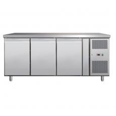 Stół chłodniczy 3-drzwiowy z agregatem bocznym SCHF-3<br />model: 00011079<br />producent: Redfox