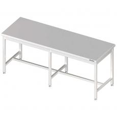 Stół roboczy nierdzewny centralny<br />model: 980097210<br />producent: Stalgast