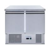 Stół chłodniczy 2-drzwiowy z agregatem dolnym FG07002