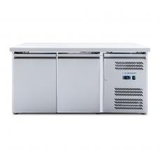 Stół chłodniczy 2-drzwiowy z agregatem bocznym<br />model: FG07102<br />producent: Forgast