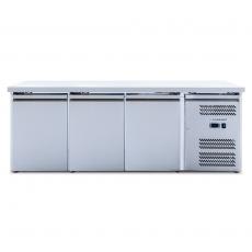Stół chłodniczy 3-drzwiowy z agregatem bocznym<br />model: FG07103<br />producent: Forgast