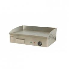 Płyta grillowa elektryczna gładka/ryflowana<br />model: 750010002<br />producent: Soda Pluss