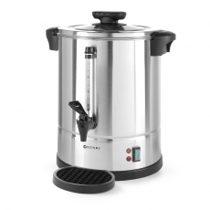 Zaparzacz do kawy o podwójnych ściankach 12 l<br />model: 211359<br />producent: Hendi