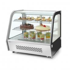 Witryna chłodnicza 120 l<br />model: 233702<br />producent: Hendi