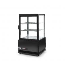 Witryna chłodnicza 58 l czarna<br />model: 233627<br />producent: Arktic