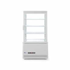 Witryna chłodnicza 78 l biała<br />model: 233641<br />producent: Arktic
