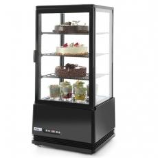 Witryna chłodnicza 78 l czarna<br />model: 233658<br />producent: Arktic