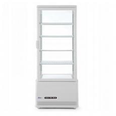 Witryna chłodnicza 98 l biała<br />model: 233665<br />producent: Arktic