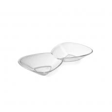 Miseczka trójkątna do przekąsek fingerfood 20 ml - 100 szt.<br />model: 560297<br />producent: Hendi