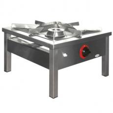 Taboret gastronomiczny gazowy 1-palnikowy | EGAZ TG-110.I<br />model: TG-110.I<br />producent: Egaz