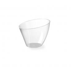 Naczynie skośne do przekąsek fingerfood 140 ml - 100 szt.<br />model: 560358<br />producent: Hendi