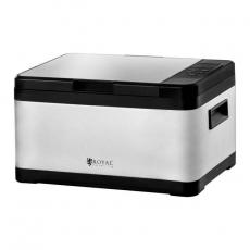 Urządzenie do gotowania w próżni Sous Vide RCSV-01<br />model: 10010400/W<br />producent: Royal Catering