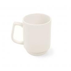 Kubek sztaplowany porcelanowy CREMA<br />model: 770429<br />producent: Fine Dine