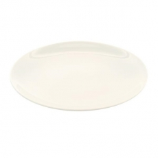 Talerz płytki porcelanowy bez rantu CREMA<br />model: 770337<br />producent: Fine Dine