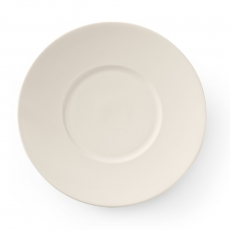 Talerz płytki porcelanowy z szerokim rantem CREMA<br />model: 770337<br />producent: Fine Dine