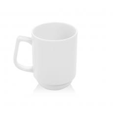 Kubek sztaplowany porcelanowy BIANCO<br />model: 770245<br />producent: Fine Dine