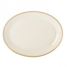Półmisek owalny SAND<br />model: 771846<br />producent: Fine Dine