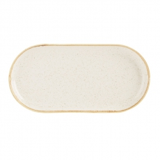 Półmisek owalny SAND<br />model: 771822<br />producent: Fine Dine