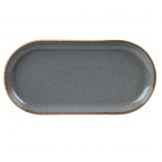 Półmisek owalny STONE<br />model: 04ALM002561<br />producent: Porland - porcelana gastronomiczna