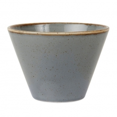 Miska stożkowa STONE<br />model: 04ALM002461<br />producent: Porland - porcelana gastronomiczna