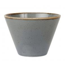 Miska stożkowa STONE<br />model: 04ALM002460<br />producent: Porland - porcelana gastronomiczna