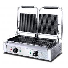 Grill kontaktowy podwójny<br />model: FG09202<br />producent: Forgast