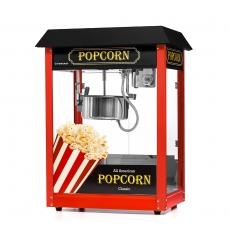 Maszyna do popcornu z czarnym daszkiem<br />model: FG09303<br />producent: Forgast