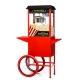 Maszyna do popcornu z wózkiem FG09301