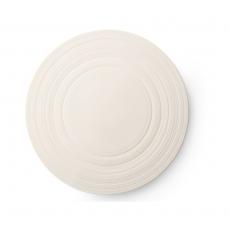 Talerz płytki porcelanowy bez rantu MANHATTAN<br />model: 797051<br />producent: Luzerne