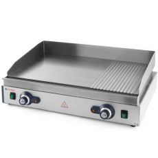 Płyta grillowa elektryczna<br />model: 203163/W<br />producent: Hendi