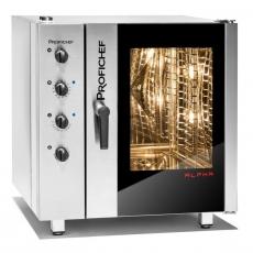 Piec konwekcyjno-parowy elektryczny ProfiChef Alpha 7 GN 1/1<br />model: PCA11007<br />producent: ProfiChef