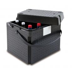Pojemnik termoizolacyjny na napoje 31 l<br />model: 054311<br />producent: Stalgast
