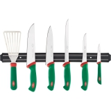 Zestaw noży Sanelli z listwą 200008