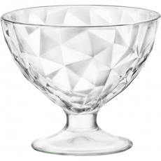 Pucharek do lodów 360 ml<br />model: 400599<br />producent: Bormioli Rocco