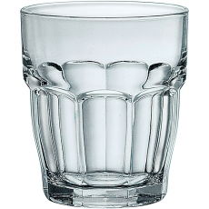 Szklanka do napojów 200 ml Rock Bar<br />model: 400612<br />producent: Bormioli Rocco