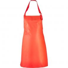 Fartuch wodoodporny pomarańczowy<br />model: 634044<br />producent: Stalgast