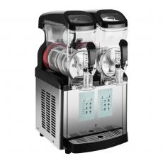Granitor do chłodzonych, mrożonych napojów 2x6 l RCSL 2/6ICE<br />model: 10011028<br />producent: Royal Catering