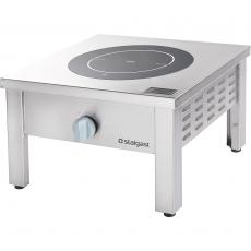 Taboret gastronomiczny indukcyjny 5 kW<br />model: 773025<br />producent: Stalgast