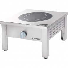 Taboret gastronomiczny indukcyjny 8 kW<br />model: 773028<br />producent: Stalgast