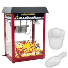 Maszyna do popcornu<br />model: 10010086/W<br />producent: Royal Catering