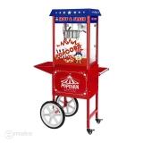 Maszyna do popcornu z wózkiem  - 10010538
