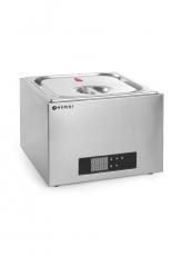 Urządzenie do gotowania w próżni Sous Vide GN 2/3<br />model: 225264/W<br />producent: Hendi