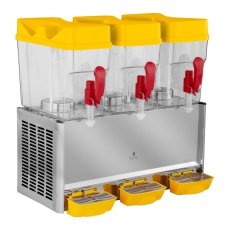 Dyspenser do napojów 3x18 l RCSD-54C<br />model: 10011020<br />producent: Royal Catering