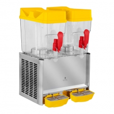 Dyspenser do napojów 2x18 l RCSD-36C<br />model: 10011019<br />producent: Royal Catering