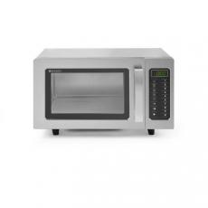 Kuchnia mikrofalowa z możliwością programowania<br />model: 281444<br />producent: Hendi