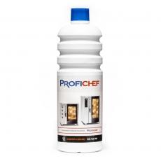 Płyn do mycia pieców konwekcyjno-parowych ProfiChef ProfiClean 1 l<br />model: PCC03001<br />producent: ProfiChef