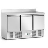 Stół chłodniczy 3-drzwiowy z agregatem dolnym FG14003/FG07003