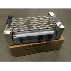 Rolkowy opiekacz parówek - 7 rolek<br />model: FG09600/W<br />producent: Forgast