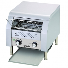Toster opiekacz przelotowy<br />model: A100205/U<br />producent: Bartscher